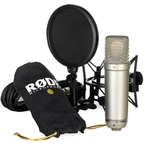 Rode NT1-A STUDIO MICROPHONE KIT