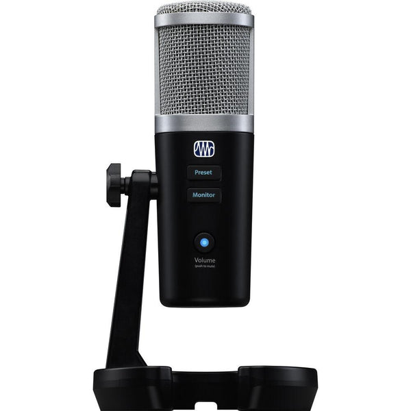 PreSonus Revelator - Professional USB microphone for streaming, podcasting, gaming, and more.