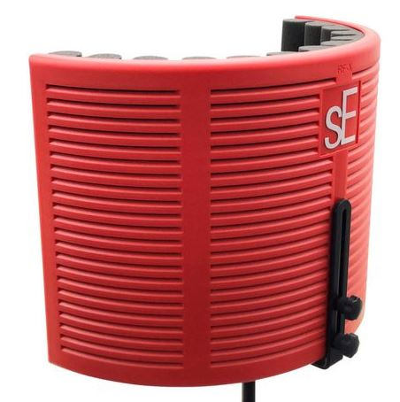 SE ELECTRONICS RF-X Reflection Filter - Red