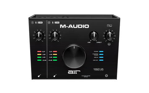 M-Audio AIR 192|6 - 2-In/2-Out 24/192 USB Audio/MIDI Interface