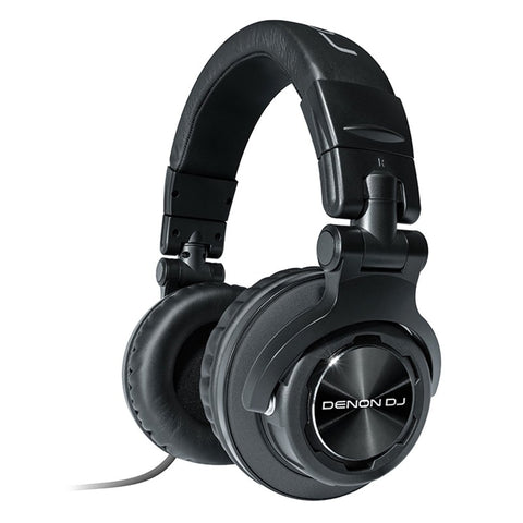 Denon DJ HP1100 Professional Folding DJ Headphone
