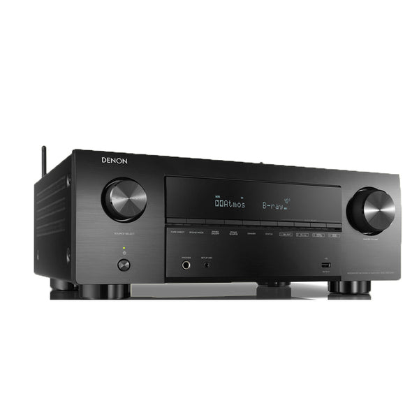 Denon AVC-X3700H AV Amplifier (Black)