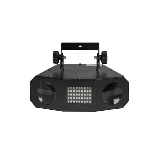 Hybrid Two Beam & Strobe Effect Light