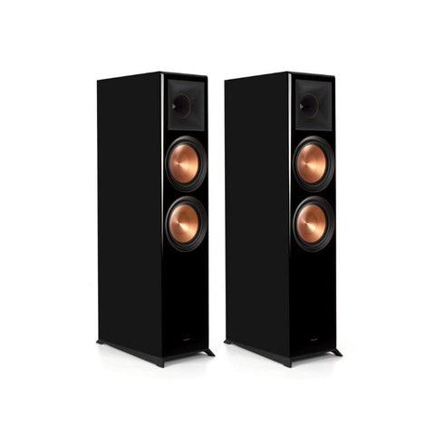 Klipsch RP-8000F FLOORSTANDING SPEAKER - Black (Pair)