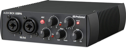 PreSonus AudioBox USB 96 USB Audio Interface - 25th Anniversary Edition