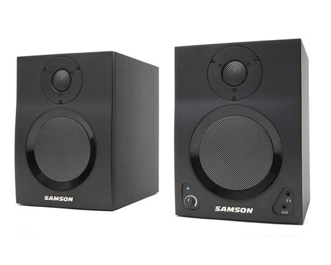 Samson MediaOne BT4 - Active Studio Monitors with Bluetooth®