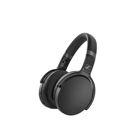 Sennheiser HD 450BT Wireless Over-Ear Bluetooth Headphones (Black)