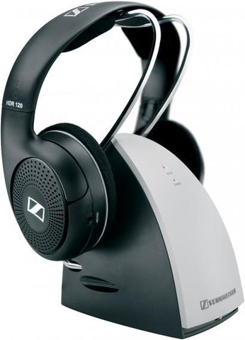 Sennheiser RS 120 II Audio Headphones Stereo Wireless