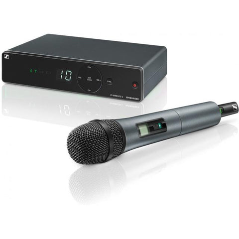Sennheiser XSW 1-825 Wireless 1 Vocal Handheld Set