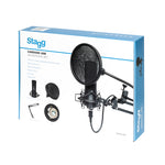 STAGG USB Cardioid Microphone Set