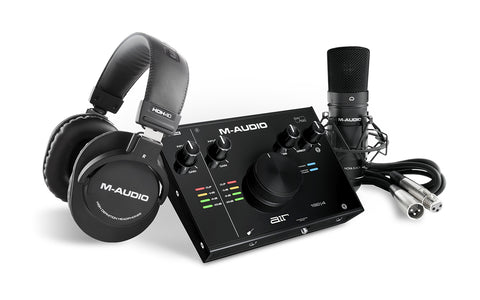 M-Audio AIR192X4SPRO Vocal Interface