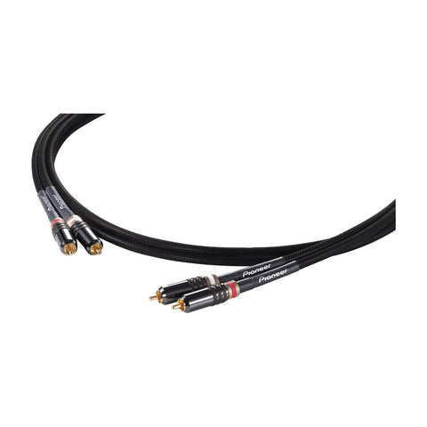 Pioneer Dual RCA-Dual RCA 2M (Reference Grade Cable)