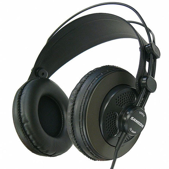 Samson SR850C - Professional Studio Reference Headphones