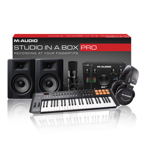 M-Audio Studio In A Box Pro