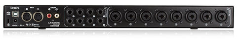 Icon Pro Audio - UMix 1010 (ProDrive III) rack mountable USB 2.0 audio interface