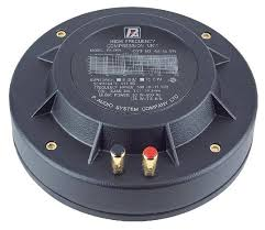 P AUDIO PA-D72 High Frequency Driver