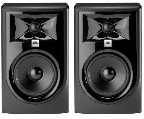 "308P MkII Powered 8"" Two-Way Studio Monitor"