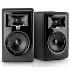 "JBL 306P MKII - Powered 6"" Two-Way Studio Monitor (Pair)"
