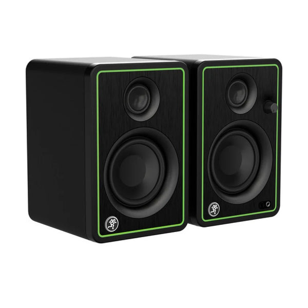 Mackie CR3-XBT 3″ Creative Reference Multimedia Monitors with Bluetooth