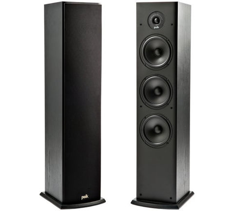 Polk Audio T50 - Floorstanding Speakers (Pair)