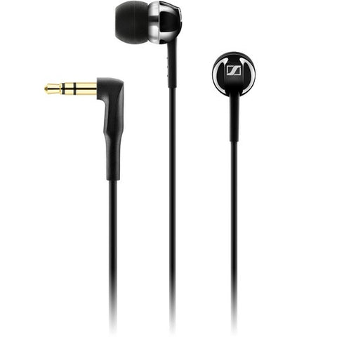 Sennheiser CX 100 In-Ear Earphones - (Black)