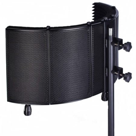 POP SHIELDS & MIC ISOLATION SHIELDS