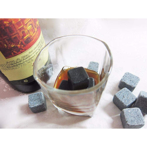 100% NATURAL WHISKEY STONES-Alpha Manchester