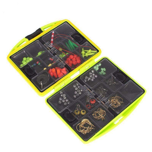 24 COMPARTMENT FISHING TACKLE SET-Alpha Manchester