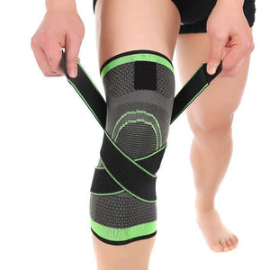 3D SPORTS KNEE PAD - Big Red