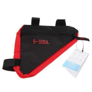 B-SOUL FRONT WATERPROOF TRIANGLE BICYCLE BAG-Alpha Manchester
