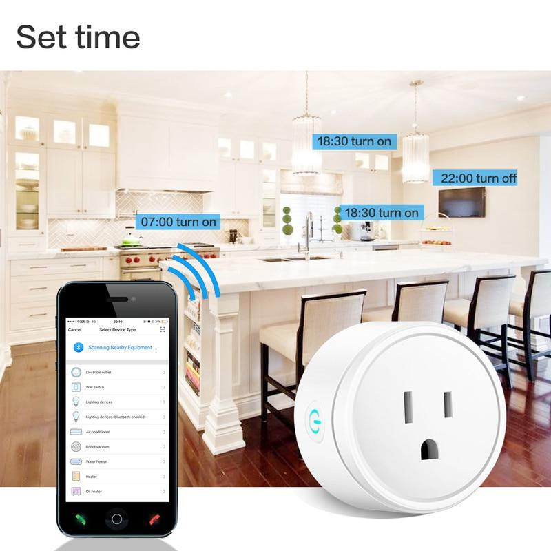 BIG RED - SMART HOME PLUG (ALEXA & GOOGLE ASSIST COMPATIBLE) - Big Red