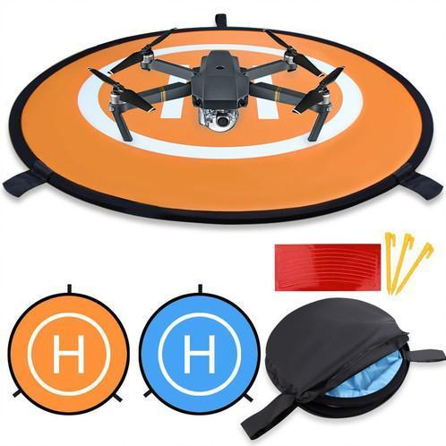 BIG RED™ DRONE LANDING PAD - Big Red