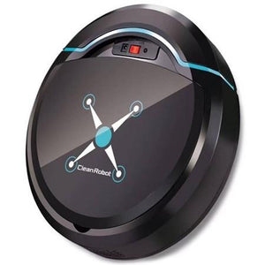 CleanRobot™ Ultra Thin Robot Vacuum Cleaner - Big Red