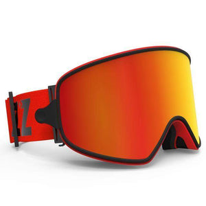COPOZZ DUAL USE SNOW GOGGLES - DAY & NIGHT - Big Red