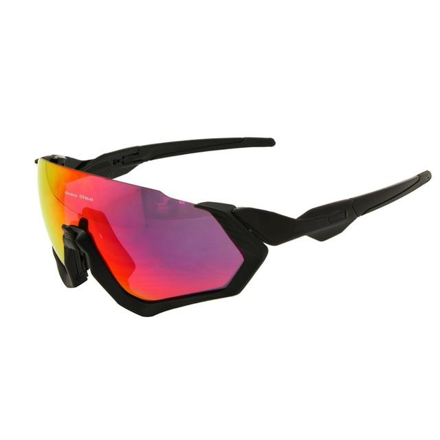 DAISY ONE POLARIZED CYCLING GLASSES-Alpha Manchester