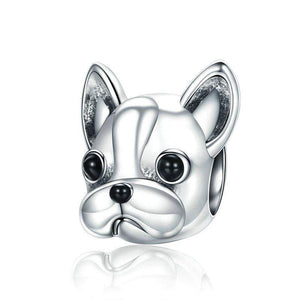 FRENCH BULLDOG CHARM - Big Red