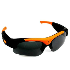 HD DVR SUNGLASSESS - Big Red