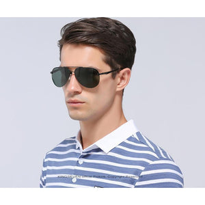 KINGSEVEN MIRRORED POLARISED SUNGLASSES-Alpha Manchester
