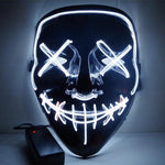 LED NIGHT MASK - Big Red