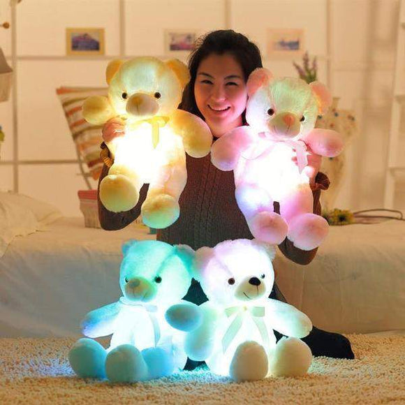 LEDDY™ - THE AMAZING LED TEDDY-Alpha Manchester