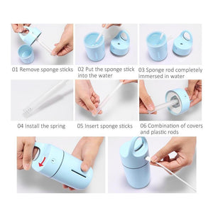 MAGIC CUP ULTRASONIC HUMIDIFIER-Alpha Manchester