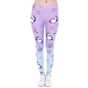MAGIC UNICORN LEGGINGS-Alpha Manchester