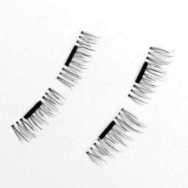 MAGNETIC FALSE EYELASHES - Big Red