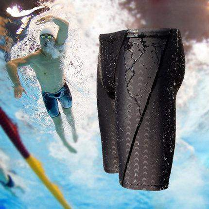 MEN'S SWIMMING SHORTS-Alpha Manchester
