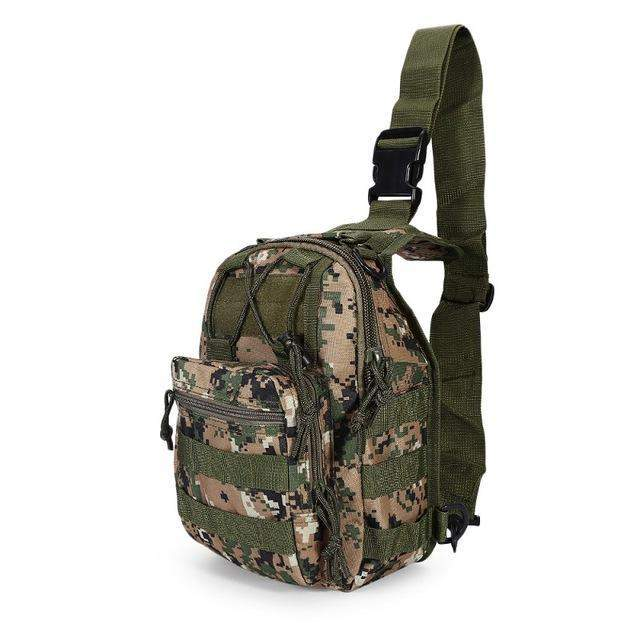 MILITARY BACKPACK-Alpha Manchester