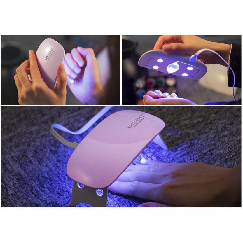 MODELONES™ PORTABLE USB LED NAIL DRYER-Alpha Manchester