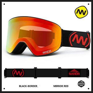 NANDN NGX PROFESSIONAL SNOWBOARD GOGGLES-Alpha Manchester