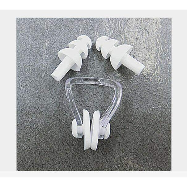 NOSE CLIP & EAR PLUGS-Alpha Manchester