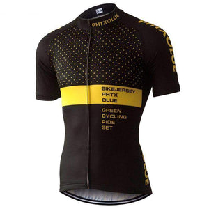 PHTXOLUE CYCLNG JERSEY-Alpha Manchester
