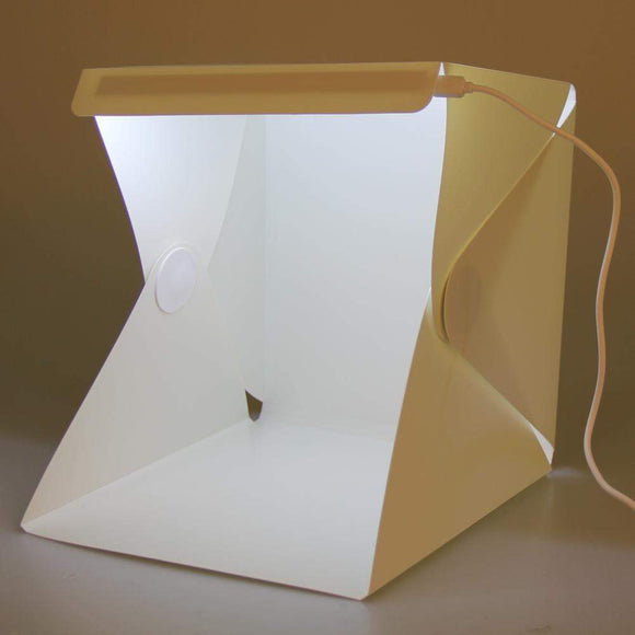 PORTABLE LED PHOTOGRAPHY LIGHTBOX-Alpha Manchester